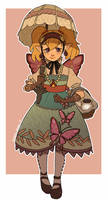 Princess of Bugs by Inimeitiel-chan