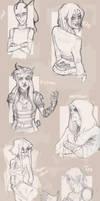 Sketch Requests