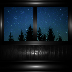 Window night 2 by SweetAngelD