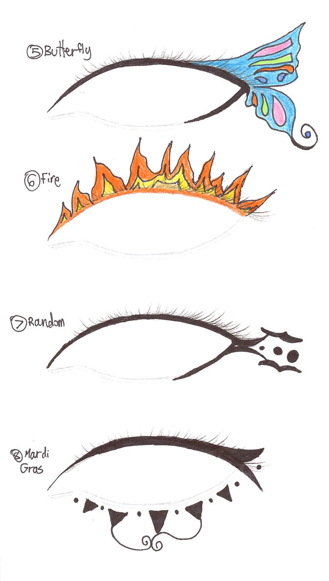 Eyeliner Designs Eyeli...