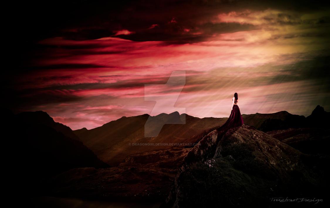 Paths Ahead by DragongirlDesign