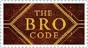 STAMP: Bro Code by Ellamenopea