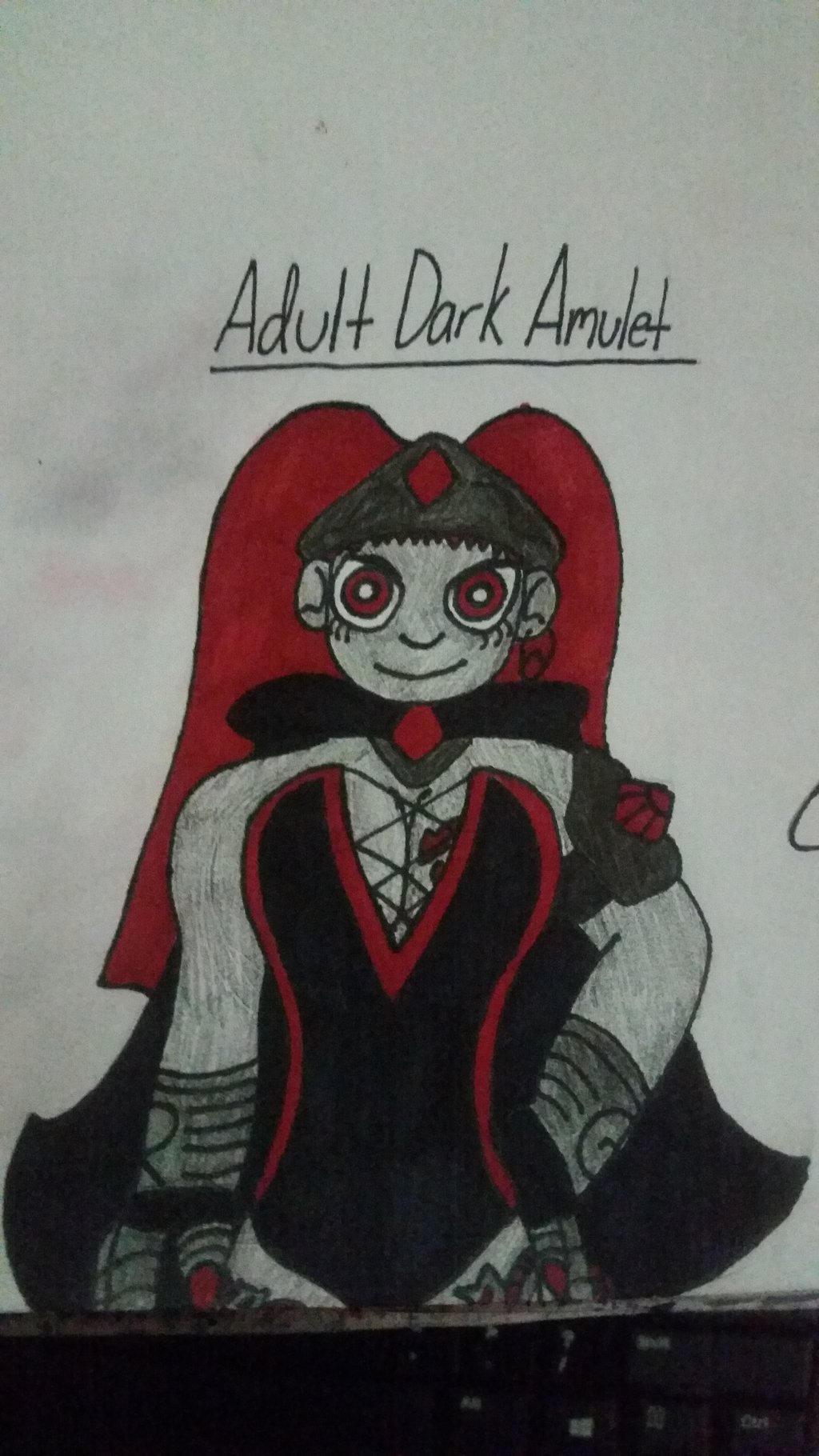 Dark Amulet 2018 until 2050 by DAQueenRuler