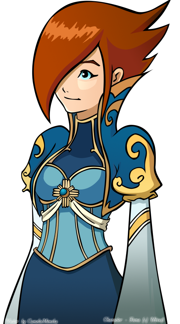 Might and Magic Clash of Heroes Fiona