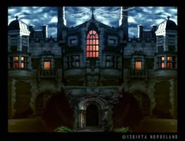 no 1 - The castle of evil by Isbikta