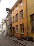 Tallinn's Old Town's Street
