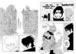 Naruto: Antipode pg 2 + 3