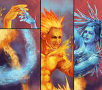 Original: Fire and Ice Details