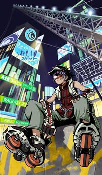 hero: Hideyo : WEWY Submission