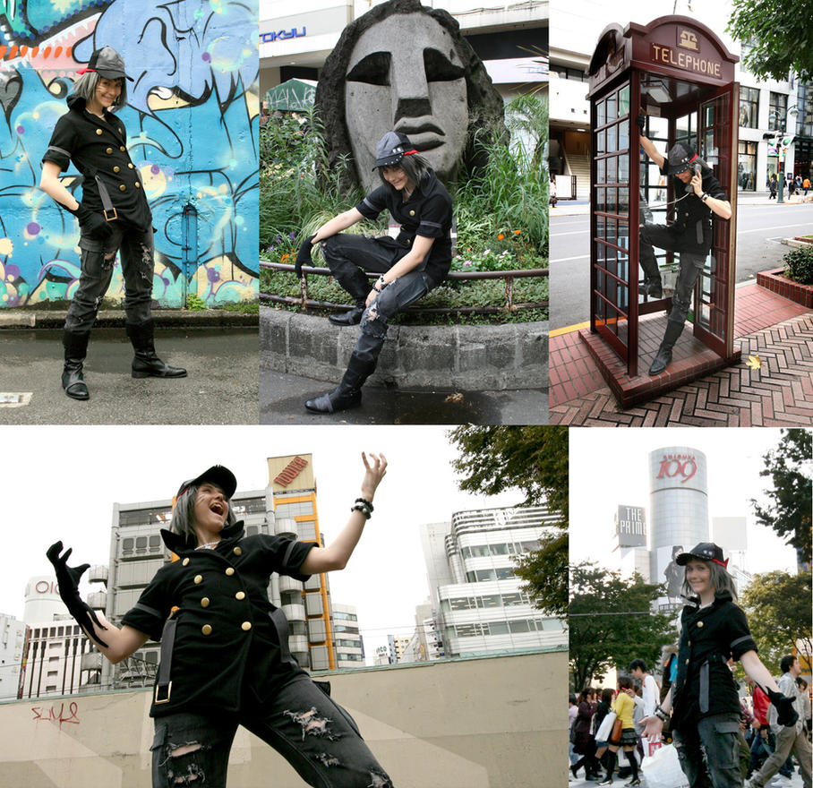 Cosplay: Sho Shibuya Tour by Risachantag