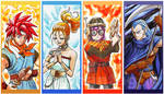 Chrono Trigger bookmarks