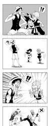 OP + DBZ: Look what I can do by Risachantag