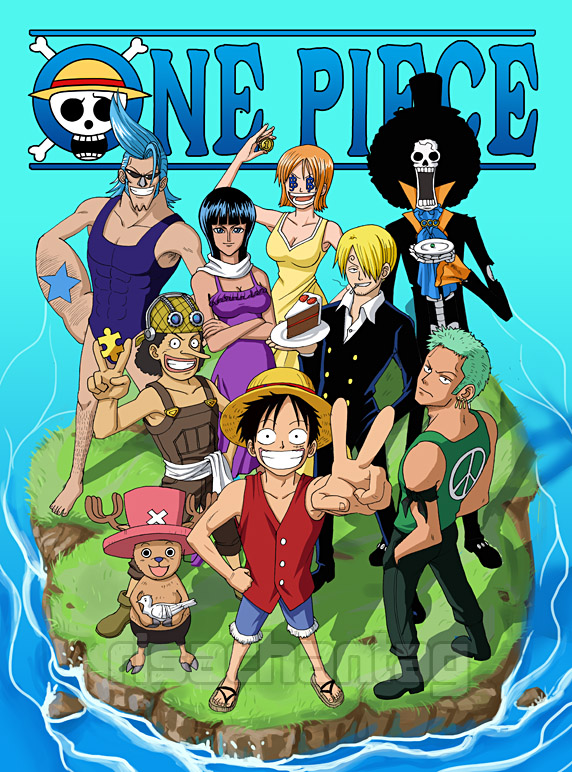 One Piece 001-766 Subtitulado // 001-450 Castellano