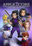FFVII Crisis Core: Cover