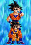 Like Father Like Son... colour