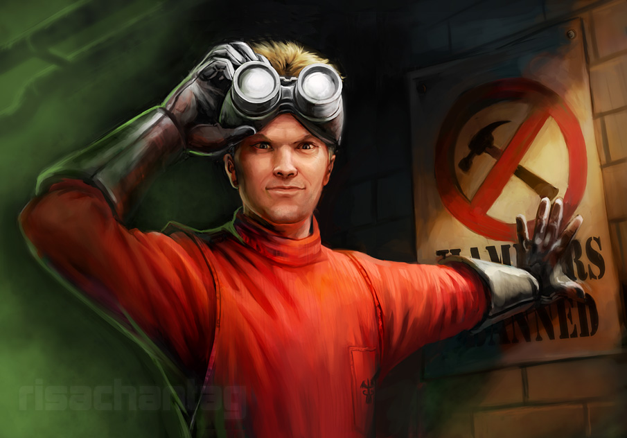 Fanart: Doctor Horrible by Risachantag