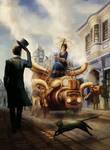 The Esteemed Steambot