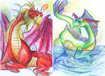 GhenghisCon Dragons