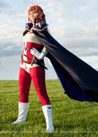 Cosplay: Lina Inverse Breeze