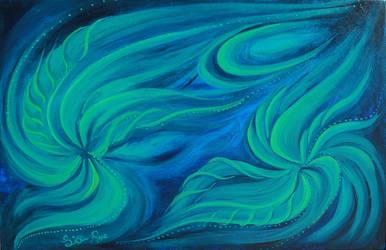 Abstract: Bioluminescence by Risachantag