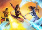 Avatar TLA: Ring of Fire