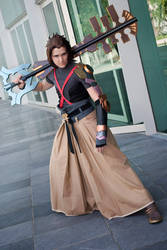 Cosplay: Terra by Risachantag