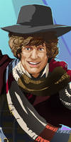 4th Doctor Detail shot