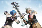 Cosplay: Aqua and Xehanort