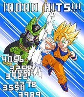 10000 HITS  ...ow.... by Risachantag