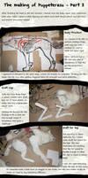 Making of Puppeterasu Pt 2
