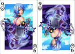 KH BBS: Queen of Spades