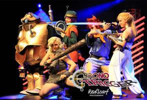 Cosplay: Chrono Trigger Group