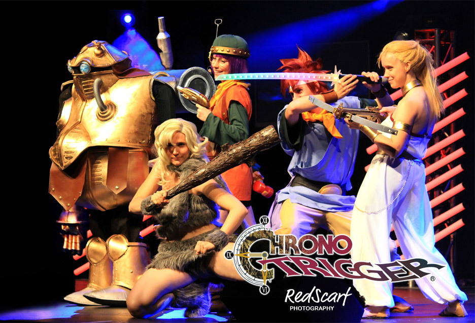 Cosplay: Chrono Trigger Group by Risachantag