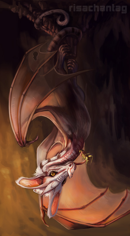 Mammalian Dragon by Risachantag