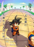 DBZ: In Gokuu's Shadow by Risachantag