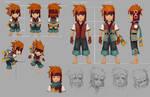 Freedom Fall: Marsh character sheet