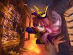 Freedom Fall: The Princess