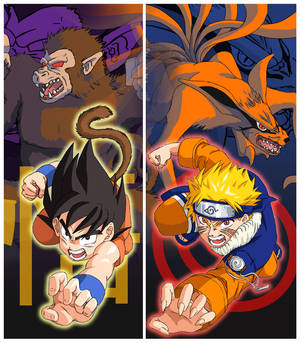 DBZ+Naruto: The Monster Inside