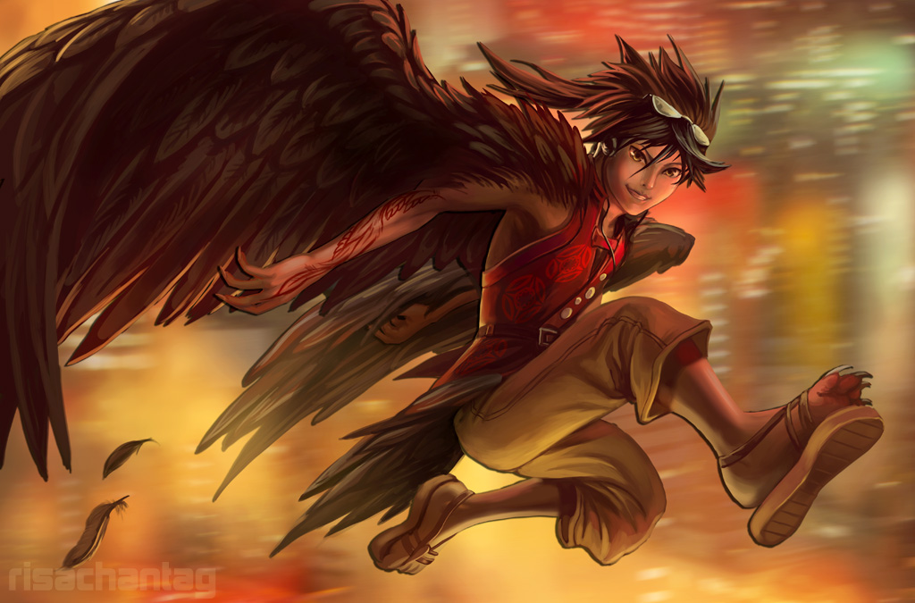 Tengu by Risachantag