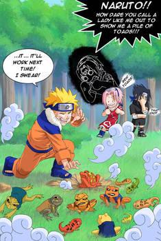 Naruto: Kuchiyose no Jutsu