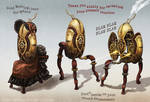 Steampunk Portal: The Gentry Turret