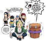 Naruto Therapy