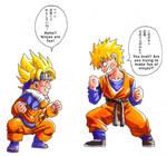 DBZ+Naruto: Happy Halloween