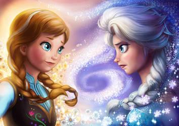 Frozen: I finally understand by Risachantag