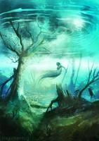 Sunken Forest by Risachantag