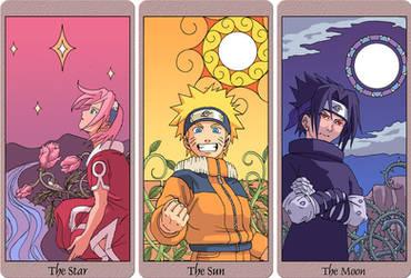 Naruto: Sun, Moon and Star by Risachantag