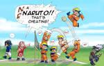 Naruto: Volleyball