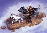 Steam Husky and iHusky
