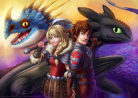 HttyD2: Dragon Trainers