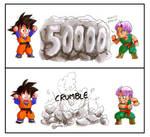 DBZ: 50000 Hits